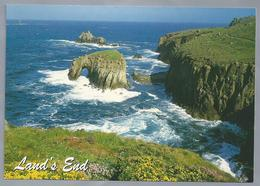 UK.- LAND'S END. SPECIAL GREETINGS FROM CORNWALL. - Land's End