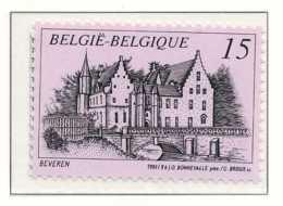 D - [153357]N° 2513, Tourisme, Château De Cortewalle - Beveren, SNC - Belgique