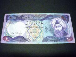 IRAQ 10 Dinars 1982 , Pick N° 71 ,IRAK - Iraq