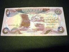 IRAQ 5 Dinars 1981 , Pick N° 70 , IRAK - Iraq
