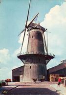 Zoetermeer,De Hoop, Stellingmolen, Windmill, - Windmolens
