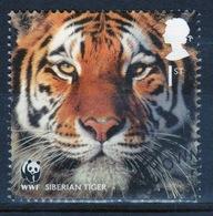 Great Britain 2011  1 X 1st Commemorative Stamp From The World WildLife Fund Set. - 1952-.... (Elizabeth II)