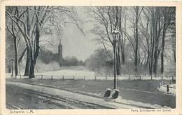 ALLEMAGNE - SCHWERIN - Partie Schlossgarten Mit Schloss - Schwerin