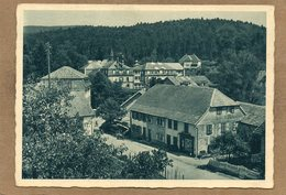 CPA - Le HOHWALD (68) - Aspect De La Maison Forestière En 1944 - Blick Vom Forsthaus - France