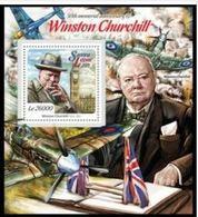 Sierra Leone 2015  Sir Winston CHURCHILL MNH - Sir Winston Churchill