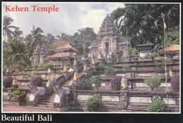 Indonésie Bali Kehen Temple (2 Scans) - Indonésie