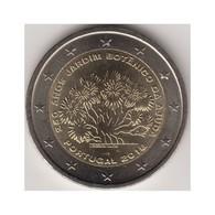 """Moneda 2€ 2108 Portugal """"Jardín Botánico"""" - Portugal"""