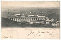 78 - SAINT-GERMAIN-EN-LAYE - Panorama Pris De La Terrasse - Le Viaduc Du Chemin De Fer - St. Germain En Laye