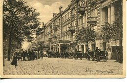 006190  Wilna - Georgstrasse  1917 - Litauen