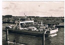 SCH-861  FERRy GLÜCKSTADT - WISCHHAFEN - Ferries