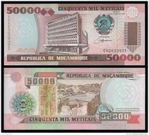 Mozambique 50000 METICAIS 1993 P 138 UNC - Mozambique