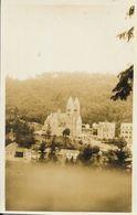 Eglise St Saint-Hubert - Clervaux (Luxembourg) - Carte-photo Postée De Waterloo (Belgique) - Cartes Postales