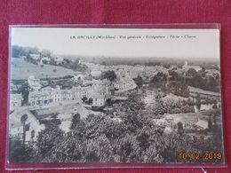 CPA - La Gacilly - Vue Générale - Villégiature - Pêche - Chasse - La Gacilly