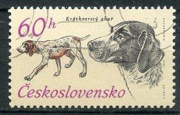 Y85 Czechoslovakia 1973 2157 50th Anniversary Of The Czechoslovak Hunting Organization. Hunting Dogs - Tchécoslovaquie