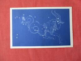 Constellation Of The Zodiac  Capricornus The Sea Goat    Ref 3171 - Astronomy