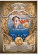 Mozambique 2012 Nobel  Mao Yan Medaille Nobel   MNH - Prix Nobel