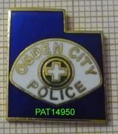 POLICE AMERICAINE   OGDEN CITY POLICE  USA UTAH  En Version EGF - Police