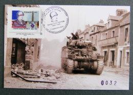 FRANCE - 2010 - Hommage Au Général Patton - 11 09 2010 - St Symphorien Le Chateau - Other