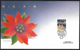 2005 - ALAND - Card [FDC] + Michel 258 + MARIEHAMN - Aland