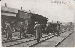 KONTICH  CATASTROPHE DE 1908 - Kontich