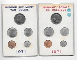 Set 1971 French Dutch Catalog Val 55,00 Euro - 1951-1993: Baudouin I