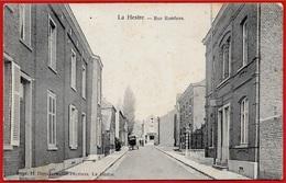 CPA LA HESTRE (Manage) Belgique - Rue Rondeau ° Imp. H. Donckerwolke-Pécriaux - Manage
