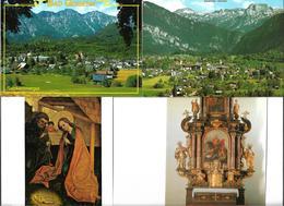 1651z: 4 AKs 4822 Bad Goisern, Ungelaufen - Bad Goisern