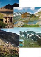 1651y: 2 AKs + 2 Privatfotos 6574 Pettneu/ Edmund Graf Hütte, Ferwall, Ungelaufen - Landeck