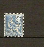 LOT NEUF N 114* Côte 136€ - 1900-02 Mouchon