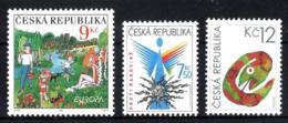 Chequia 3 Series En Nuevo - República Checa