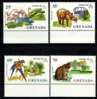 Grenada Nº 459/62 En Nuevo - Grenada (1974-...)