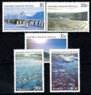 Antartida Británica Nº 68/72 En Nuevo - Territorio Antártico Australiano (AAT)