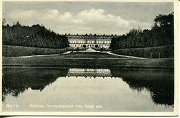 006203  Schloss Herrenchiemsee Vom Kanal Aus - Deutschland