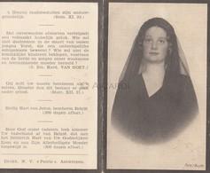 Doodsprentje Hare Majesteit Koningin Astrid °1905 Stockholm †1935 Kussnacht (B95) - Obituary Notices