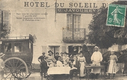 HOTEL DU SOLEIL - Chalon Sur Saone