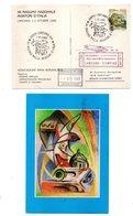 226 - REPUBBLICA - Lanciano - XII Raduno Nazionale Aviatori D'Italia 1-2/10/1988 - Elicotteri
