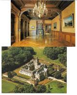 1651v: 2 AKs Schloss Grafenegg Bei Krems, Ungelaufen - Krems An Der Donau