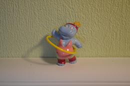 Kinder Hippos - 1992 - K93-183 : Miss Houlà Hop - MonoBlocks