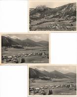 1651u: 3 AKs Grän In Tirol, Davon Eine Gelaufen Stp. Haldensee - Reutte