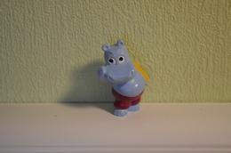Kinder Hippos - 1992 - K93-188 : Hippo Tonic - MonoBlocks