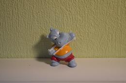 Kinder Hippos - 1992 - K93-182 : Hippo Muscle - MonoBlocks
