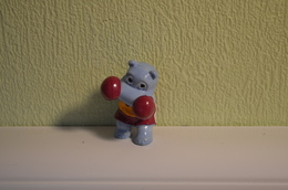 Kinder Hippos - 1992 - K93-186 : Hippo Boxer - MonoBlocks
