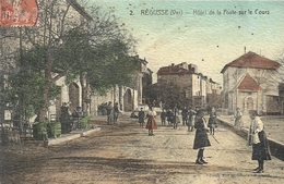 REGUSSE LA POSTE 1910 - France