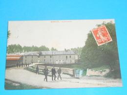 80 ) Moreuil - La Clouterie : Année 1909 : EDIT : Censier - Moreuil