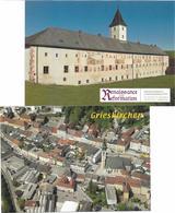 1651s: 2 AKs 4710 Grieskirchen, Renaissance Und Reformation, Ungelaufen - Grieskirchen