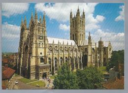 UK.- KENT. CANTERBURY CATHEDRAL FROM THE SOUTH-WEST. - Canterbury