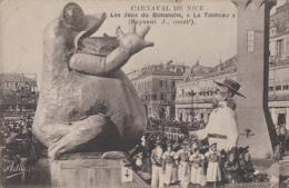 Fêtes - Jeux Du Dimanche - Char - Grenouille - Carnaval