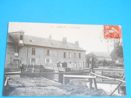 80 ) Moreuil - N° 57 - La Clouterie : Année 1911 : EDIT : - Moreuil