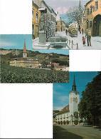 1651s: 3 AKs 2352 Gumpoldskirchen, Ungelaufen - Mödling