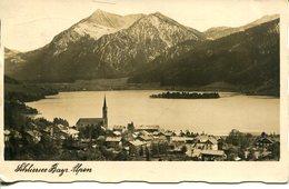 006208  Schliersee - Ansicht Mit See  1934 - Schliersee